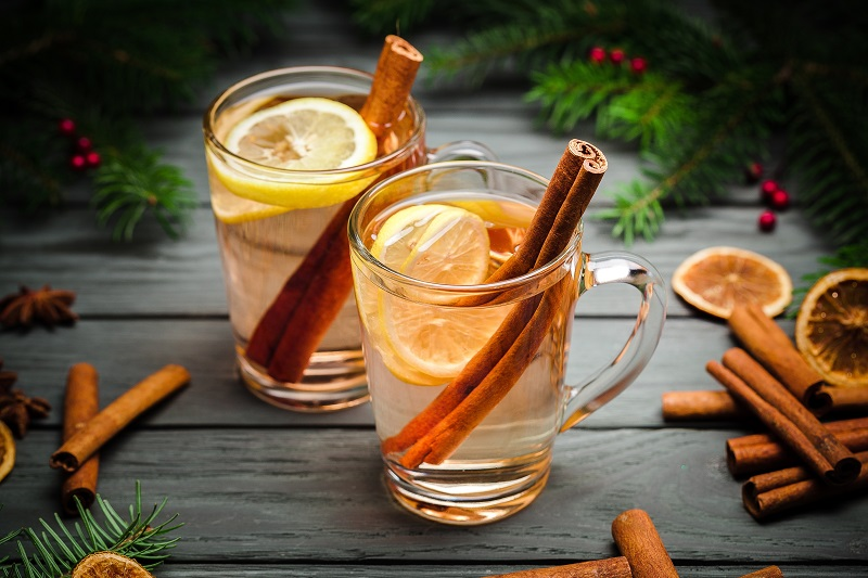 cinnamon tea sticks