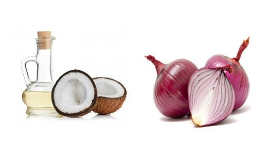 onion for hair loss