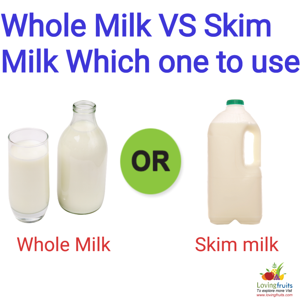 is skim milk good for you