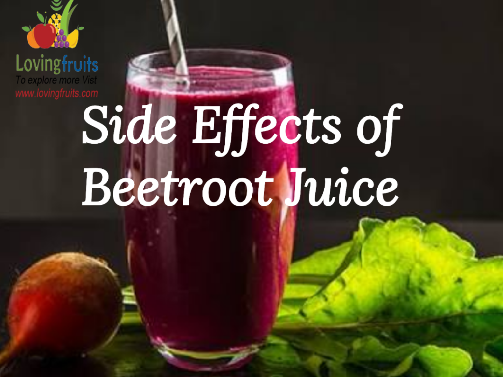 is it safe to drink beet juice everyday?